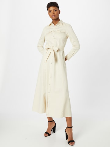 Polo Ralph Lauren Kleid in Weiß