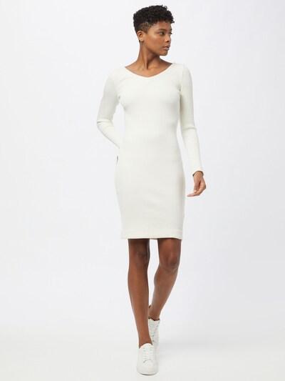 Rochie 'Erry' BOSS Casual pe alb, Vizualizare model