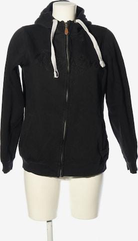 ROADSIGN Sweatshirt & Zip-Up Hoodie in M in Black