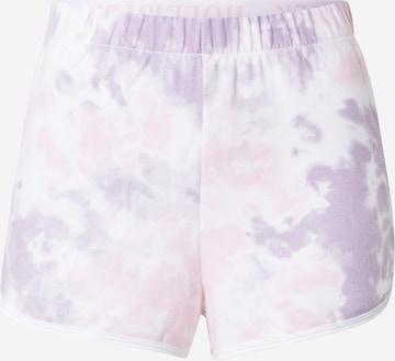 HOLLISTER Bukse i rosa