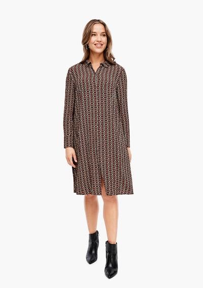 TRIANGLE Kleid in braun, Modelansicht
