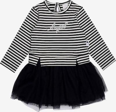 Stummer Kleid in navy / weiß, Produktansicht