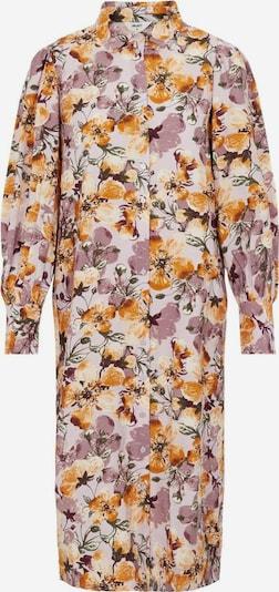 OBJECT Blusenkleid in purpur, Produktansicht