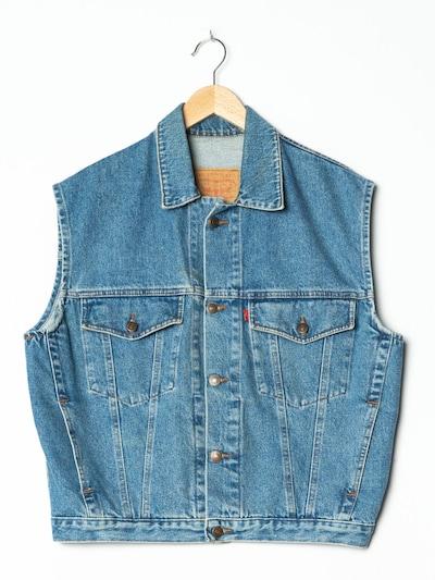 LEVI STRAUSS & CO. Jeansweste in L in blue denim, Produktansicht