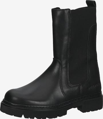 BULLBOXER Chelsea Boots in Schwarz