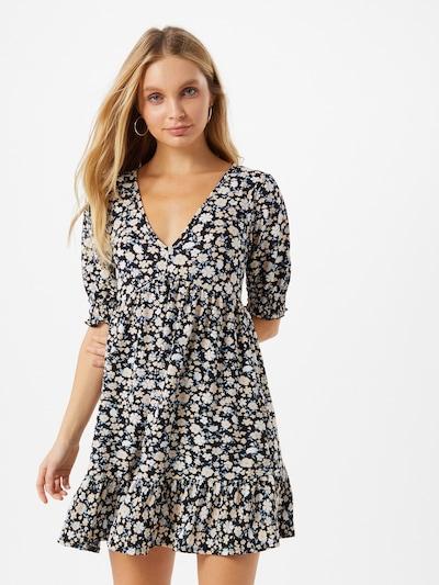 Miss Selfridge Letní šaty - mix barev / černá, Model/ka