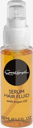Great Lengths Haarserum   'Hair Fluid' in schwarz / weiß, Produktansicht