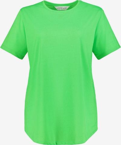 Studio Untold Shirt in neongrün, Produktansicht
