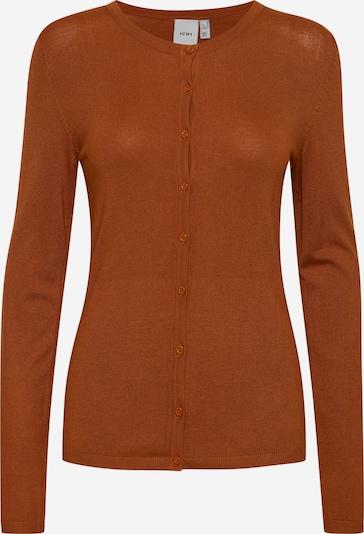 ICHI Cardigan in braun, Produktansicht