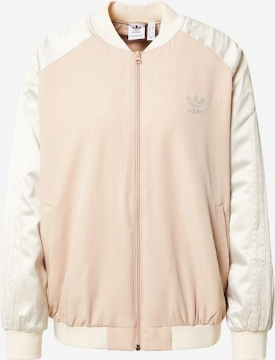 ADIDAS ORIGINALS Prehodna jakna | bež / nude barva, Prikaz izdelka