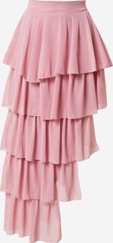 In The Style Seelik, värv roosa