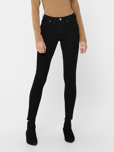 ONLY Jeans 'Wauw' in black denim, Modelansicht