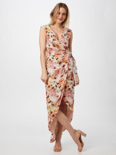 Rochie 'ABITO' PATRIZIA PEPE pe portocaliu deschis / rosé / alb, Vizualizare model