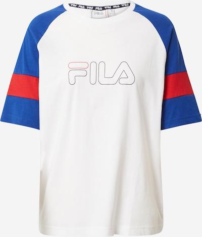 FILA Funkční tričko 'JACKLYN' - modrá / červená / bílá, Produkt