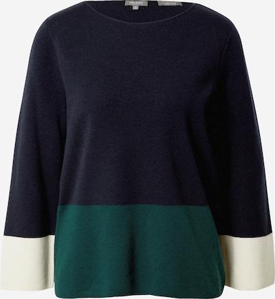 MINE TO FIVE Pulover u tamno plava / zelena / bijela, Pregled proizvoda