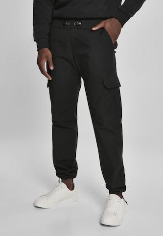 Pantaloni cargo di Urban Classics in nero
