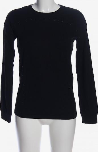 Kathleen Madden Rundhalspullover in L in schwarz, Produktansicht