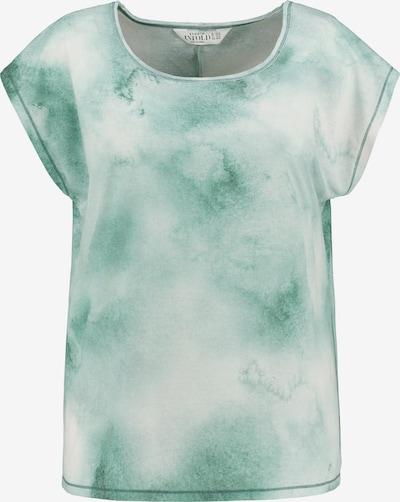Studio Untold Shirt in mint / weiß, Produktansicht