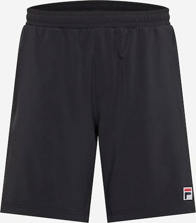 FILA Workout Pants 'Santana' in Black, Item view