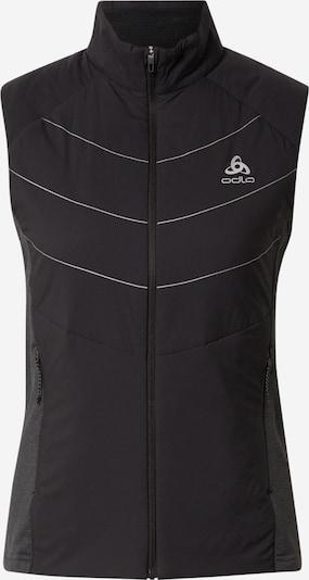 ODLO Sports Vest 'Run Easy' in Dark grey / Black / White, Item view