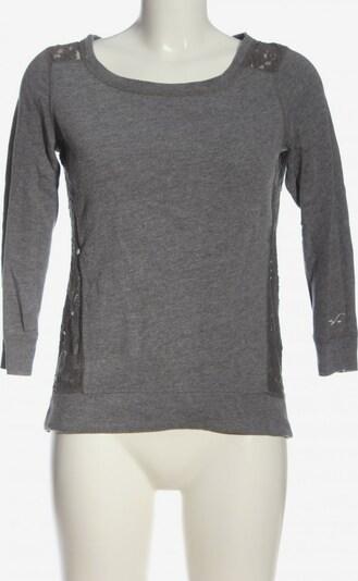 HOLLISTER Sweatshirt in XS in hellgrau, Produktansicht