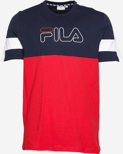 FILA Sporta krekls 'Jadon' jūraszils / sarkans / balts, Preces skats