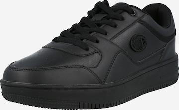 Sneaker bassa di Champion Authentic Athletic Apparel in nero