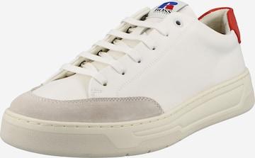 BOSSNiske tenisice 'Baltimore_Tenn x Russell Athletics' - bijela boja