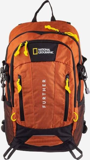 National Geographic Rucksack 'Destination' in orange, Produktansicht
