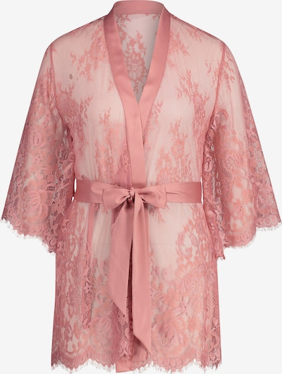 Hunkemöller Dressing gown 'Isabella' in Dusky pink, Item view