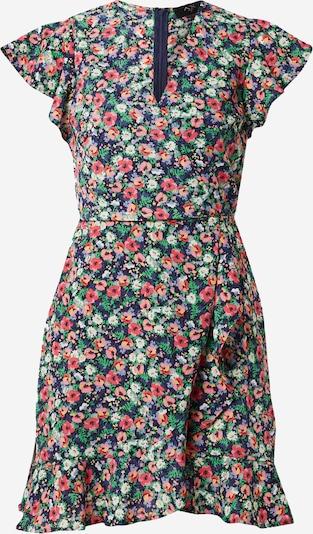 AX Paris Obleka | mornarska / mešane barve barva, Prikaz izdelka