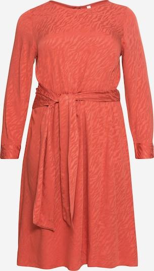 SHEEGO Kleid in melone, Produktansicht
