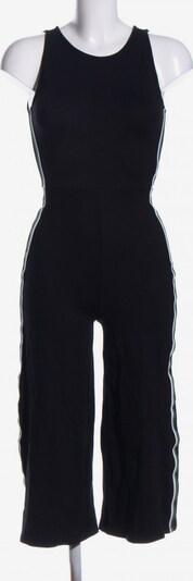 CLOCKHOUSE Jumpsuit in XXS in schwarz / weiß, Produktansicht