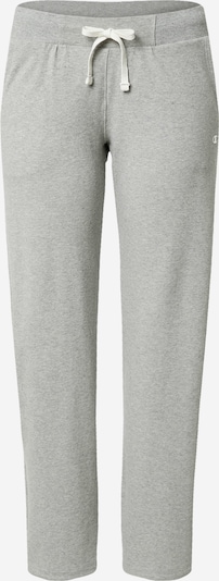 Champion Authentic Athletic Apparel Pantalon en gris chiné, Vue avec produit