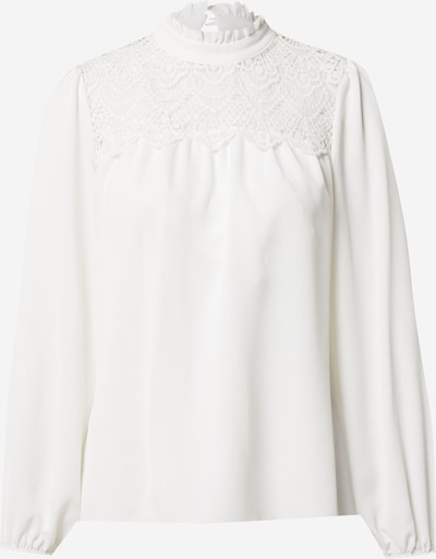 Tricou Dorothy Perkins pe alb murdar, Vizualizare produs