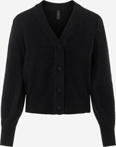 Y.A.S YASTERIVA Strickjacke in schwarz, Produktansicht
