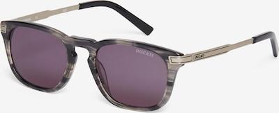 DUCATI Eyewear Zonnebril in de kleur Grijs / Antraciet / Lichtgrijs / Donkergrijs, Productweergave