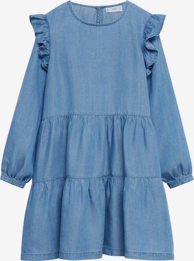 MANGO KIDS Kleid 'Cara' in blue denim, Produktansicht