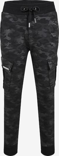 BLUE EFFECT Nohavice - hnedá / sivá / kaki / čierna, Produkt