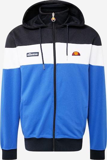 ELLESSE Veste de sport en bleu, Vue avec produit