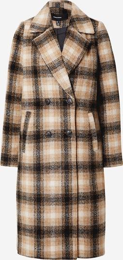 VERO MODA Overgangsfrakke 'Hailey' i beige / brun / sort, Produktvisning