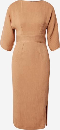 Closet London Kleid in camel, Produktansicht