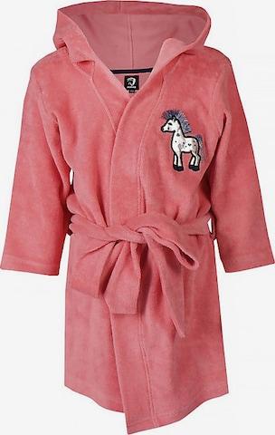 HORKA Bathrobe in Pink