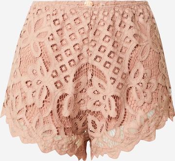 Free People Панталон пижама 'ADELLA' в розово