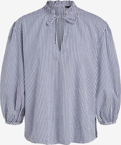 SET Bluzka w kolorze gołąbkowo niebieski / białym, Podgląd produktu