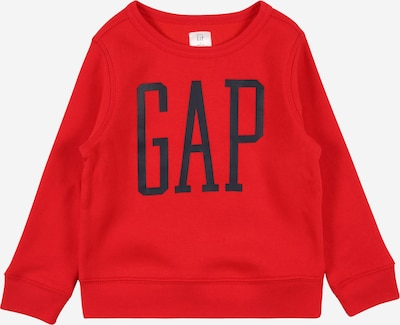 GAP Sweatshirt in navy / rot, Produktansicht