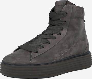 Sneaker înalt 'WONDER' de la Kennel & Schmenger pe gri