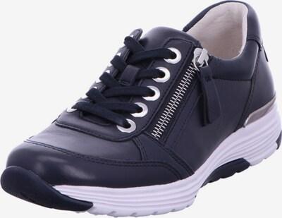 GABOR Sneaker in marine / rot / weiß, Produktansicht