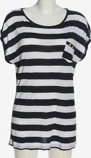 REDGREEN Ringelshirt in XL in schwarz / weiß, Produktansicht