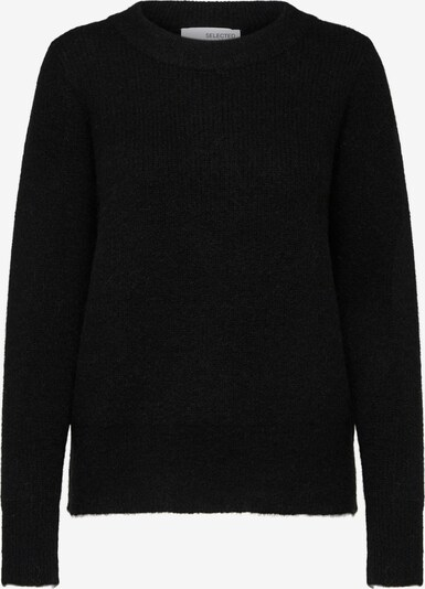 SELECTED FEMME Pullover 'Sif Khloe' in schwarz, Produktansicht